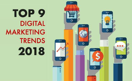 internet marketing trends 2018